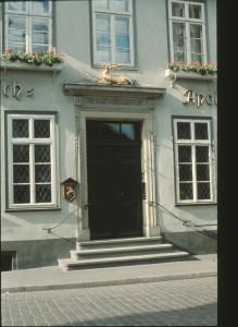 OL-Achternstrasse-Hirschapotheke-23.06.1957--G-NJ-Mo-W